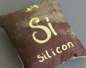 Baby Silicon Elements Pillow