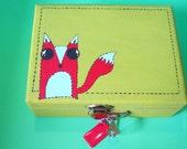 Fox Box - Jewelry Box