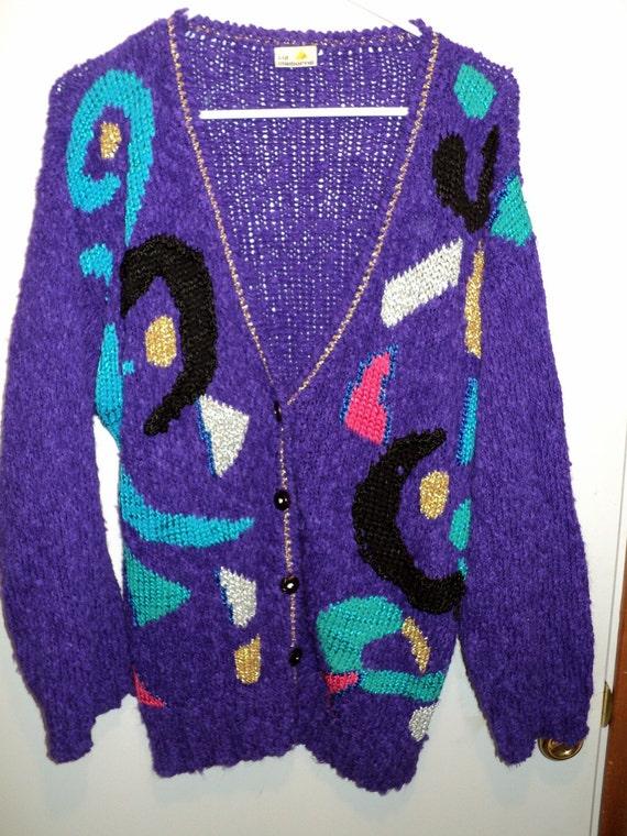 Vintage 80's Sweater