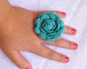 Rosey Posey Rings