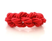 Red Nautical Bracelet