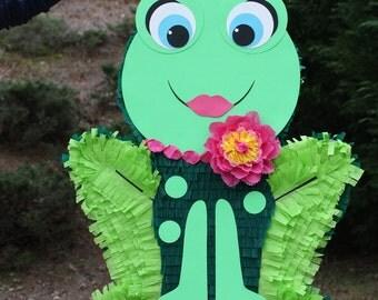 Girl Froggy Pinata
