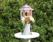 Rapunzel Cupcake Tower 3 Tier Dessert Stand Round