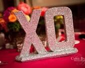 WEDDING RECEPTION Decoration Banner Love XOXO Bride Groom