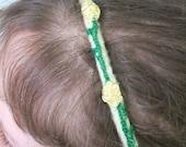 Santolina Knitted Headband