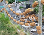 Highlight your landscaping with  used seine cork line.