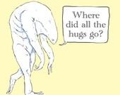 Sad Creatures Card Pack
