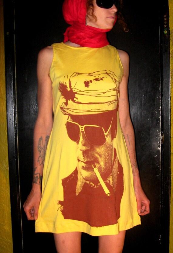 HUNTER S THOMPSON Handmade Dress