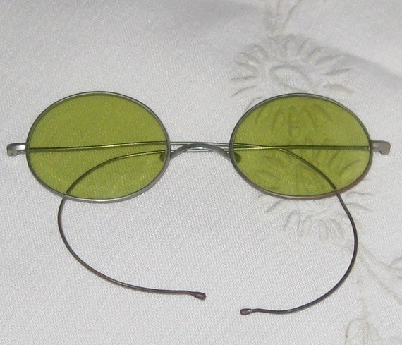 Vintage Wire Framed, Sunglasses, Spectacles