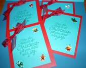 Christmas Notecards