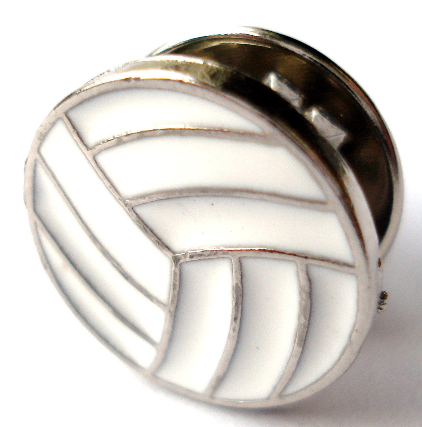 Volleyball Tie Tack, On Sale Now, Gift Box Included, Unique Gift Idea,100% ...