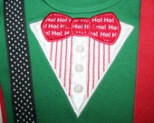 Suspenders Add-On for Tuxedo and Bowtie Applique, Tie T-Shirts and Onesies