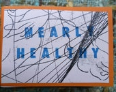 Nearly Healthy zine