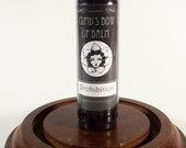 Prohibition--All natural lip balm