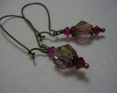 RESERVED FOR MERLINSMOM1016 Faerie Earrings