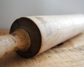 Vintage Rolling Pin Wooden
