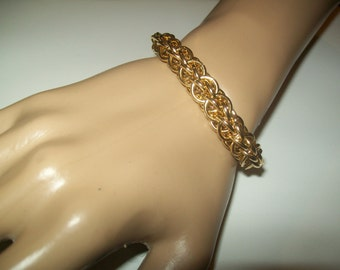 Brass Forars Kaede Chainmaille Bracelet