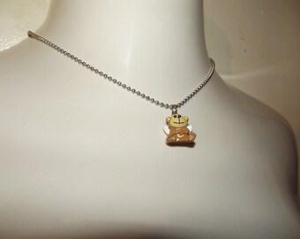 Flying Monkey Necklace or Earrings