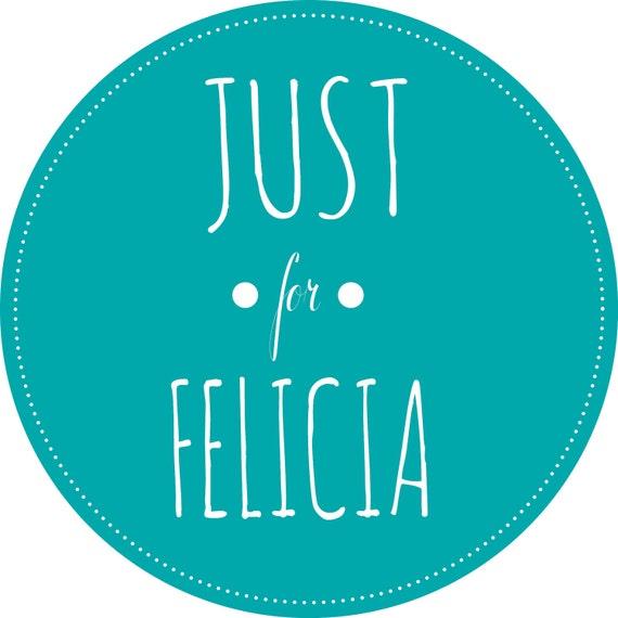 Reserved for Felicia - Custom Wedding Vows Design (printable)