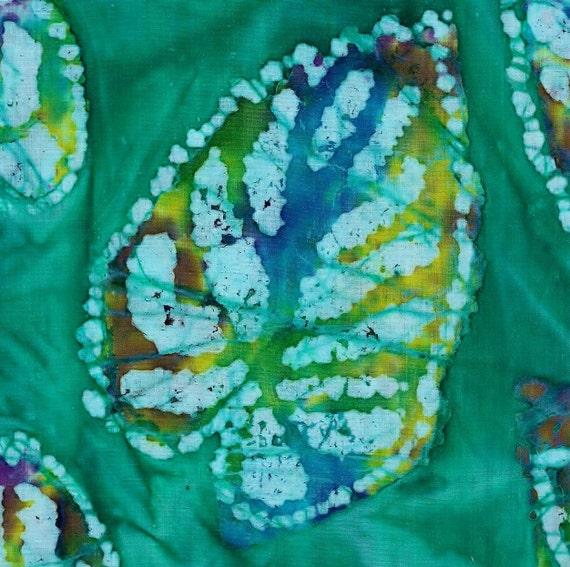 """6.5"""" Batik Fabric Quilt Squares"""