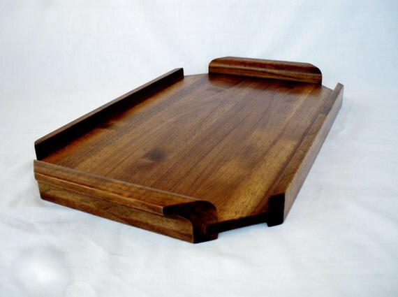 Walnut Serving Tray 2