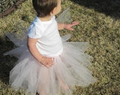 Classic Tutu Skirt - Sizes 12 months to 4T - Pink