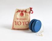 Vintage Wooden Toy Yo-Yo