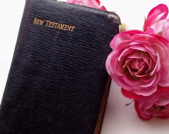 Vintage Bible: The New Testament, The Oxford University Press - Amen Corner