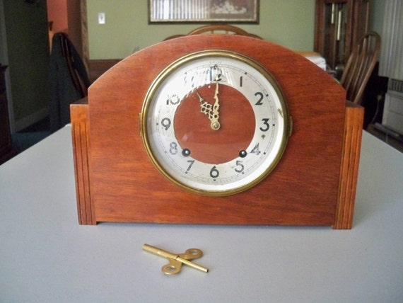 Price Reduced 1938 Plymouth Clock Co By Jerseyshorepickins