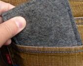 Wallet - Industrial Wool