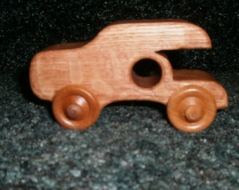 Small Camper Handcrafted Wooden