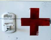 Vintage-Style First Aid Box