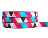 Woven Ribbon Trim 3 m Geometrix Gs