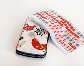 """Gift Set """"The Petite Pooba"""" 1 Baby Wipe Case & 1 Burp Cloth COMBO"""