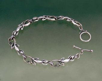Lizard Link Bracelet