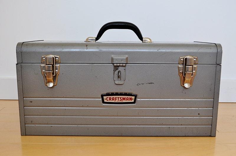 Box Craftsman Craftsman Tool Box