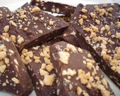 Chocolate Candy Heath Crunch- English Toffee Bits Mixed with Chocolate- 1 lb. box