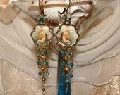 Mermaid Lagoon Earrings