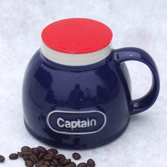 Wide Bottom Coffee Mugs