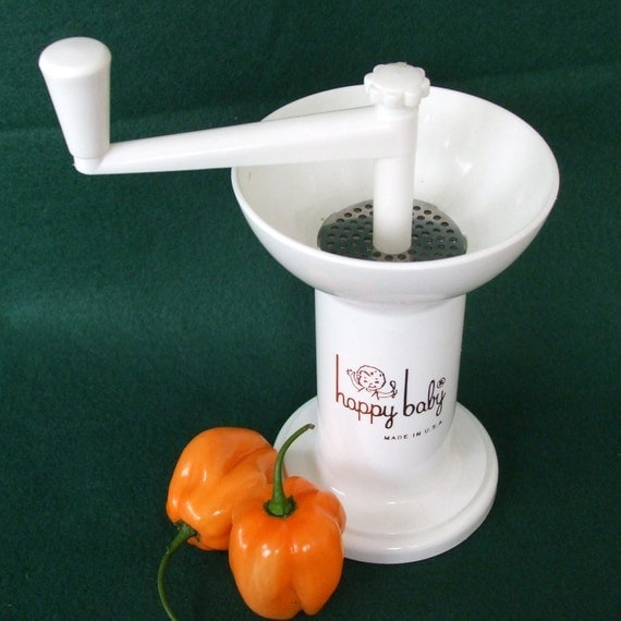 Small Baby Food Grinder