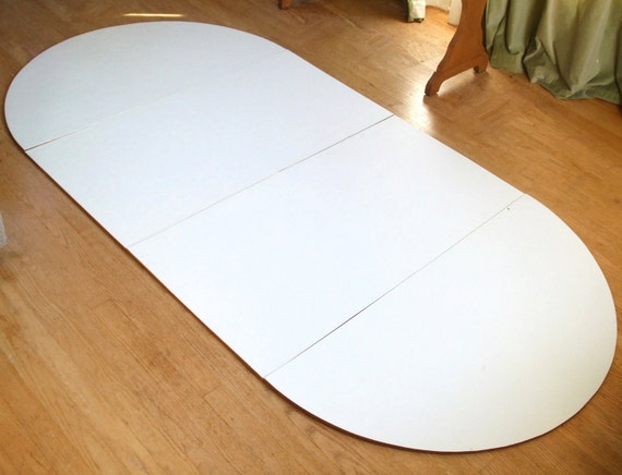 Vintage Dining Table Protector Pad Oval Round Square