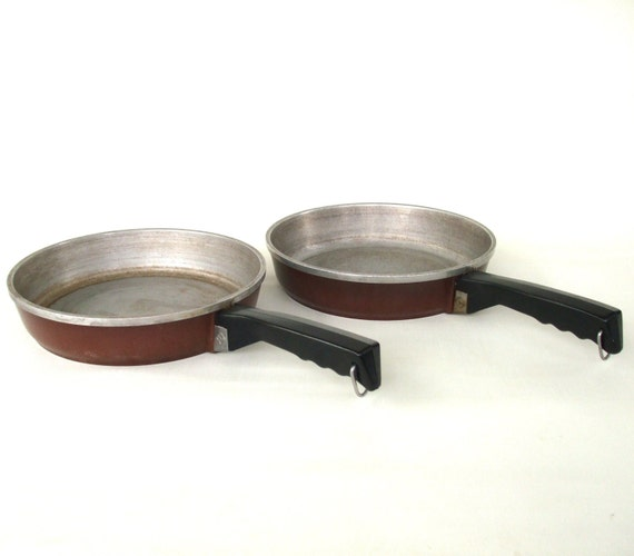 Reserved for Rachel: 1 Brown Club Aluminum Skillet Cookware