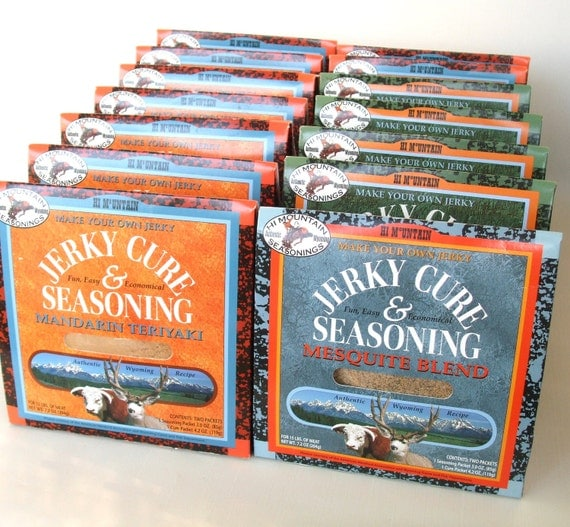 Hi Mountain Beef Jerky Cure & Seasoning LOT 14 Packages Discount