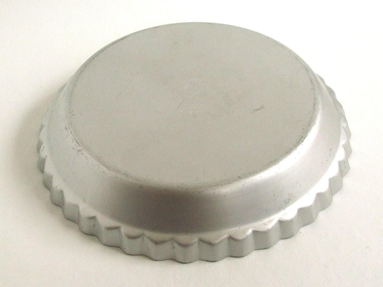 Wearever Aluminum Pie Pan 10 2865 Fluted