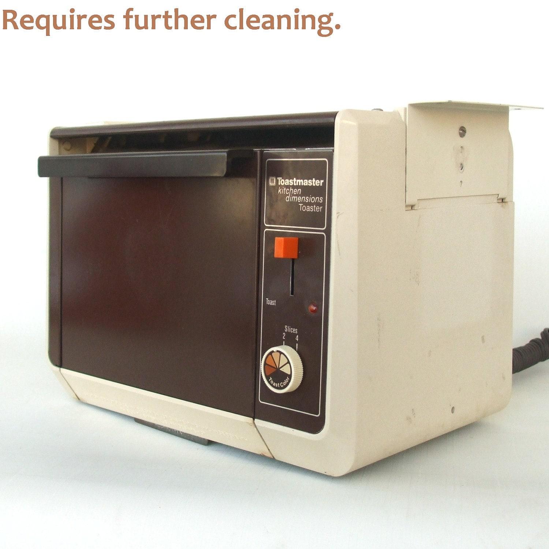 Toastmaster Toaster Under Cupboard Rv Apartment Kitchen
