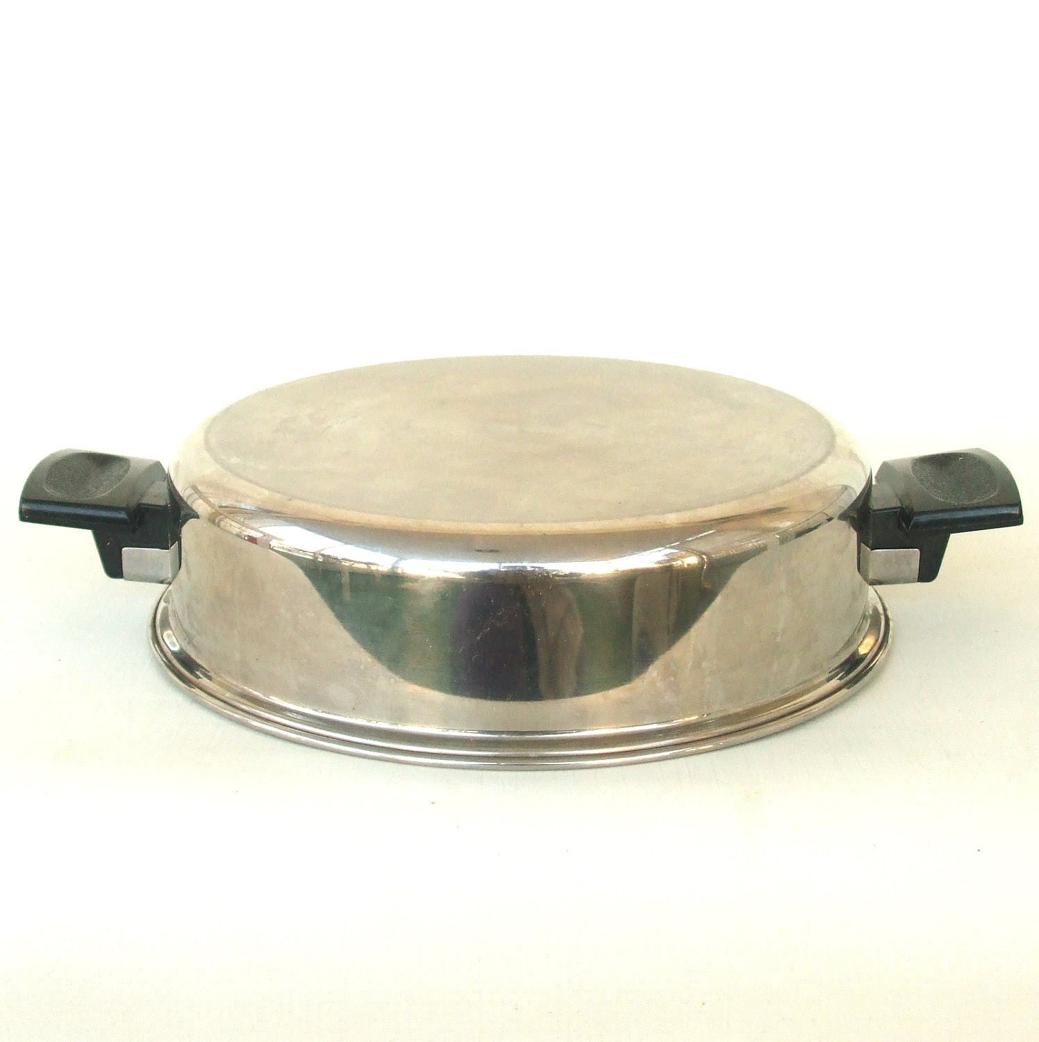 Stainless Waterless Cookware Dome Lid For Dutch By