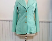 MINT JULEP Spring Blazer Size Xs/Small Polyester Dream