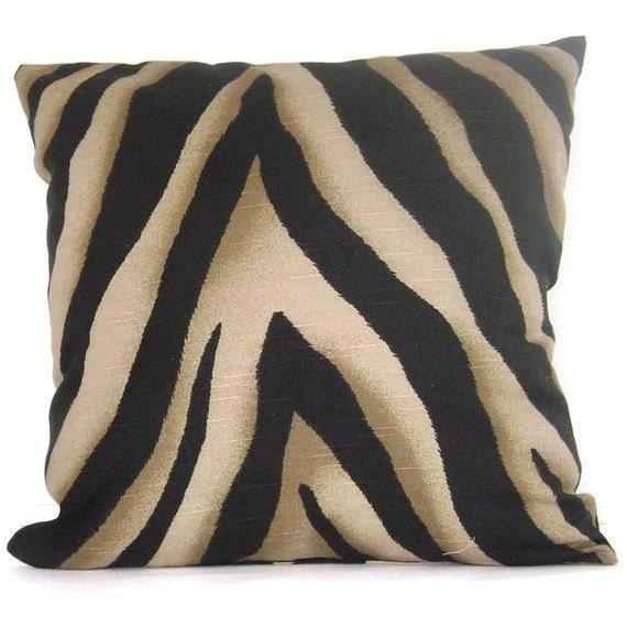 SALE Ralph Lauren Zebra Pillow Cover 20x20