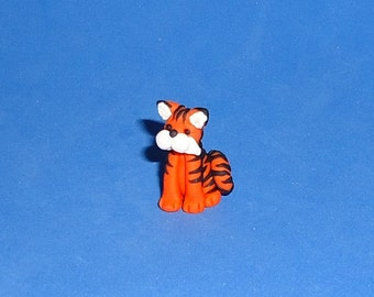 Polymer Clay IttyBitty Tiger