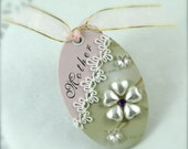Mother Embellishment Tag